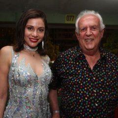 Maria Melilo assume namoro com Jarbas Vasconcellos