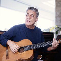 Chico Buarque traz a turnê Caravanas ao Recife
