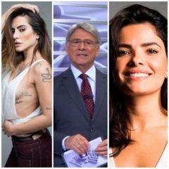 Cleo Pires e Vanessa Giácomo comparecerão ao Troféu Imprensa