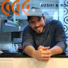 Pronta para levar para casa: a cozinha oriental reinventada de Diego Cysneiros