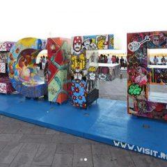 Recife ganha novo letreiro no Marco Zero