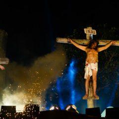 Paixão de Cristo do Recife será encenada neste fim de semana, no Marco Zero