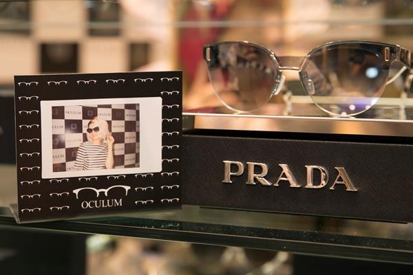 Oculum RioMar lança nova coleção de óculos da Prada e anuncia ... 131a5a3104