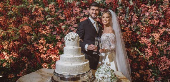 Galeria de Imagens: Casamento Flavia Queiroz e Marcos Bayma