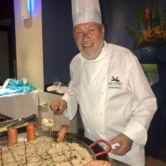 O sucesso do chef Luciano Boseggia no Summerville de Muro Alto