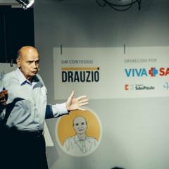 Drauzio Varella fará palestra no Recife