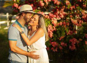 Victor André Gomes e Daniela Jamir vão trocar o sim na Matriz Nossa Senhora da Piedade