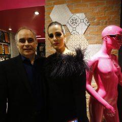Dueto de maestro Spok e Elias Cabuzz anima inauguração da Conceitto, no Pina