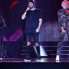 Luan Santana, Pabllo Vittar e Simone e Simaria lançam clipe juntos