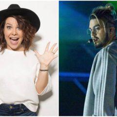 Fernanda Souza e Luan Santana apresentarão programa juntos