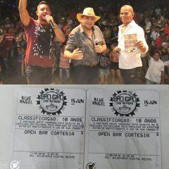 Promoção: par de convites para o São Gião das Antigas