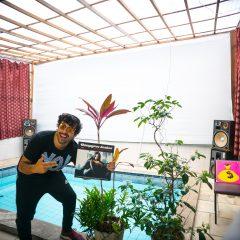 Por dentro das coberturas: cinco mil discos e uma tela de cinema no triplex de Daniel Aragão