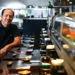 Saburó, o chef pernambucano eleito sushiman do ano a nível nacional