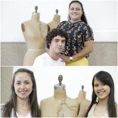 Duplas pernambucanas participam do concurso Senai Brasil Fashion