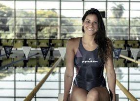 """""""Eu não tinha mais como subir num bloco e nadar rápido como a coisa mais importante da minha vida"""", revela Joanna Maranhão"""