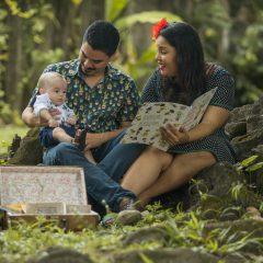 Mari Bigio, a contadora de histórias que encanta crianças com literatura de cordel
