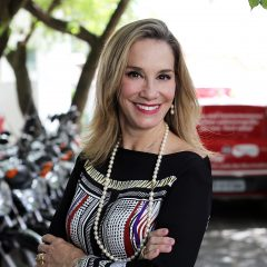Paula Meira quer construir uma moradia para pessoas idosas, um sênior living