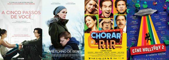 Giro no Fim de Semana: confira as estreias do cinema