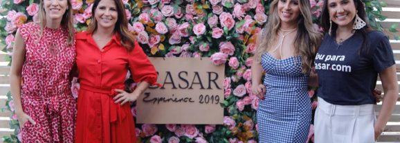 Camila Piccini brilha na abertura da New Wed e Casar Experience
