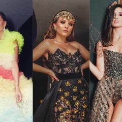 Os looks das famosas no luxuoso Baile da Vogue 2019