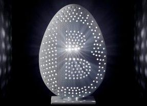 Um ovo de Páscoa especial