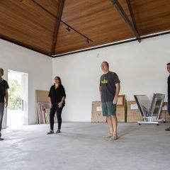 Novo espaço de convivência artística inaugura no Derby
