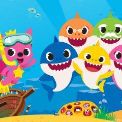 Hit Baby Shark ganha versão no ritmo do passinho
