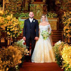 Galeria de Imagens: Casamento Fernanda Alencar e Romildo Muniz