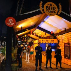 Galeria de Imagens: Bier Carva faz sua estreia no Shopping Recife