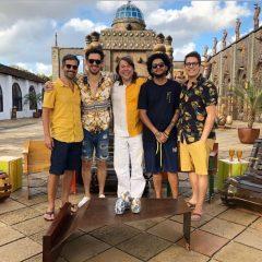 Papo de Segunda grava programas no Recife com convidados locais