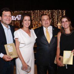 Depoimentos de personalidades da festa do livro Sociedade Pernambucana