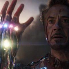 'Pendurei minhas armas', diz Robert Downey Jr. sobre Homem de Ferro
