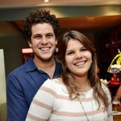 Larissa Trindade e Ramon Müller celebram 2 anos do Bodega do Barão