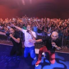 Amigos do Pagode 90 trazem turnê para o Vila do Samba