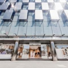 A maior Zara do mundo abre, hoje, em Madri