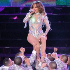 O deslumbrante show de Jennifer Lopez em Las Vegas