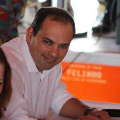 A agenda do presidente da Fundação de Cultura do Recife, Diego Rocha, após carnaval