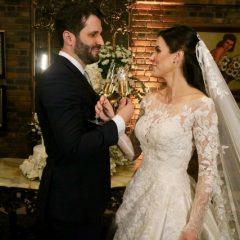 Galeria de Imagens: Casamento de Dandarah Cavalcanti e Adênio Vilela