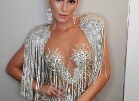Livia Andrade vai brilhar no Sambódromo