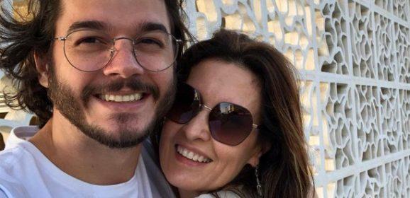 Fátima Bernardes e Túlio Gadêlha encantam a web com cliques em Pernambuco