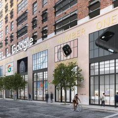 Google abrirá sua primeira loja física; Nova York é o local escolhido