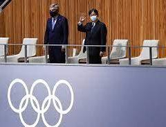 Poucos líderes na abertura da Olimpíada