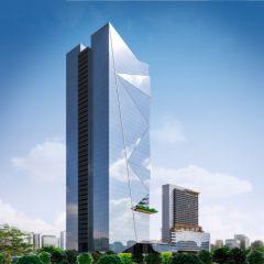 O edifício mais alto de São Paulo