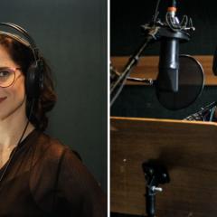 Seu Jorge e Mel Lisboa protagonizam áudio série
