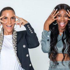 Ivete Sangalo e Camilla de Lucas comandam novo reality da Globo