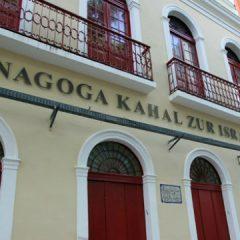 A reabertura da Sinagoga da Bom Jesus