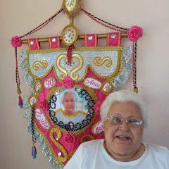 Um estandarte de carnaval para a viúva de Capiba