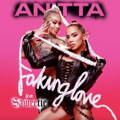 Anitta e a rapper Saweetie juntas na inédita Faking Love