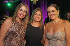 Ana Beatriz Meireles, Fabiola Occeinstein e Ana Moura