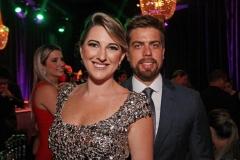 Luana Falcao e Ciro Couceiro